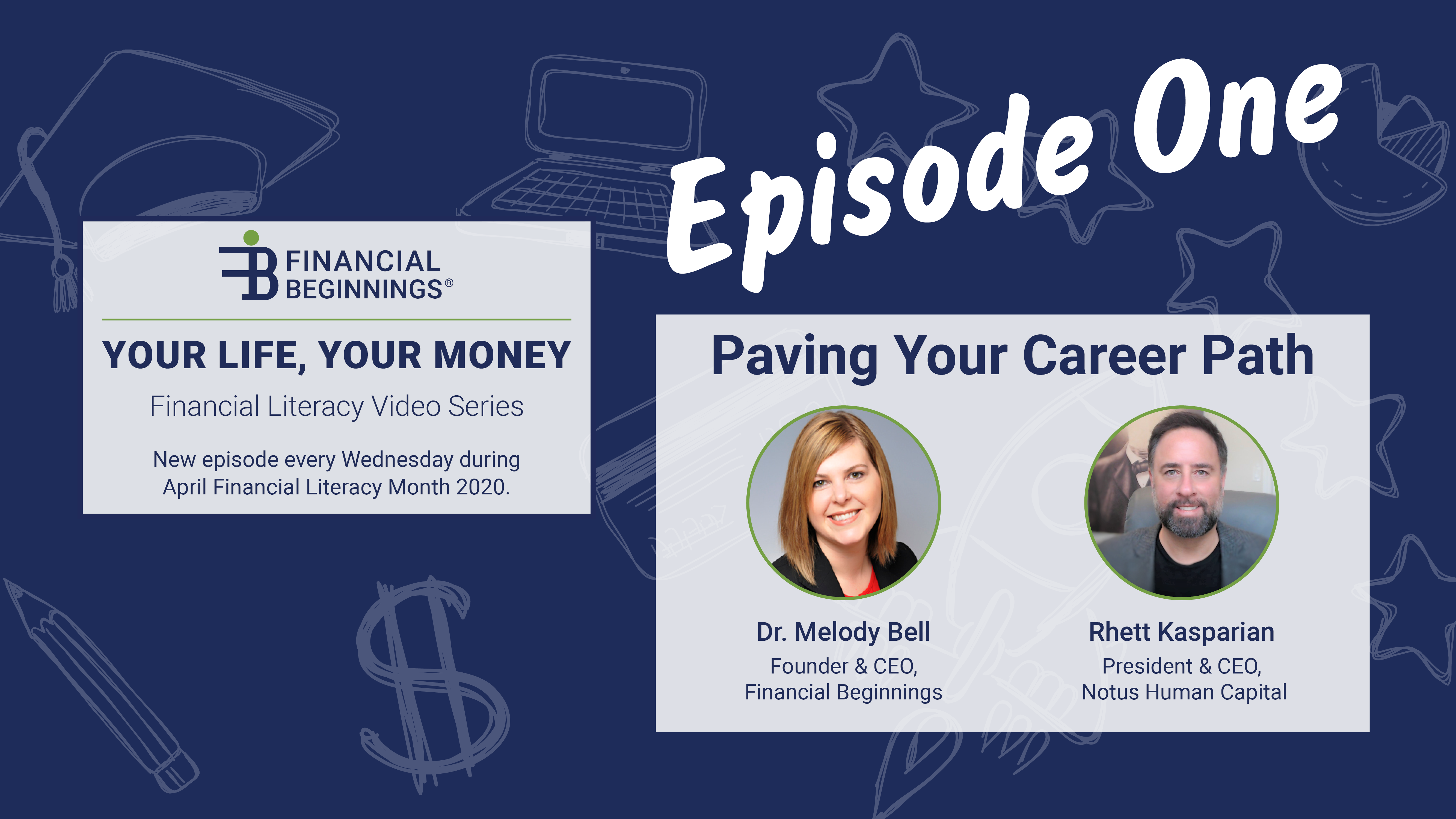 Episode 1: Paving Your Career Path